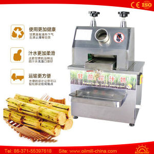 Sugarcane Juice Press Juicer Extractor Machine for Home pictures & photos