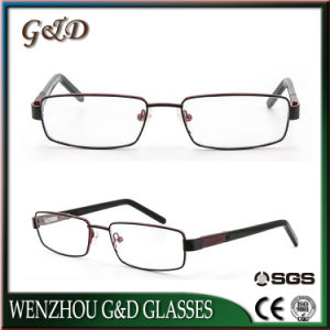 New Model Fashion Metal Eyewear Eyeglass Kids Optical Glasses Frame 41-020 pictures & photos