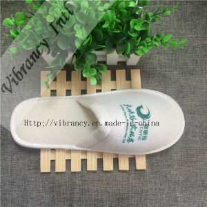 Cheap Personalized Disposable Hotel Slippers, Hotel Supplies pictures & photos