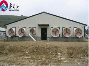 Prefab Steel Frame Structure Pig Farm House pictures & photos