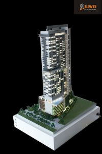 Architectural Scale Model of Tower Building (JW-308) pictures & photos