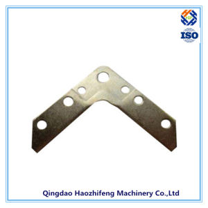 Angle Corner Bracket Made of Galvanized Steel with Powder Coating pictures & photos