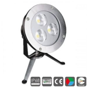 3W/9W LED Underwater Lights, LED Fountain Light, Projector Lamp pictures & photos