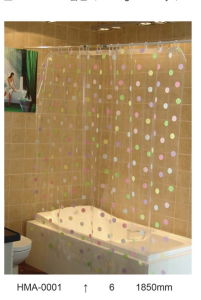 Bath Curtain in Japan Daiso pictures & photos