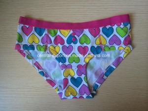 Aop Cute Children Underwear Girl Boxer Brief pictures & photos