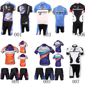 Cycling Shirt with Short Sleeve pictures & photos