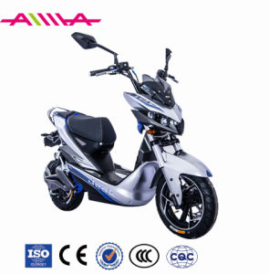 Patent Design 1200W Big Power Racing Electric Motorcycle for Sale pictures & photos
