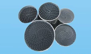 Three Way Catalytic Converter Metallic Metal Honeycomb Substrate pictures & photos