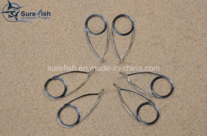 OEM Fishing Rod Building Titanium Frame Kl Fishing Rod Guide pictures & photos