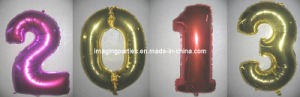Foil Number Balloon (FL-1308)