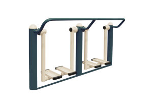 Outdoor Fitness Equipment Double Units Column Rambler pictures & photos