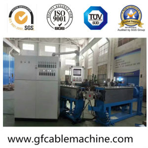 Auto High Speed Wire Cable Extruder Double-Layer Co-Extrusion Machine pictures & photos