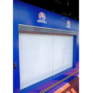 Roller Shutter (42mm foam slats) pictures & photos