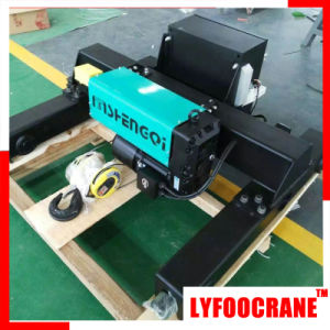 European Style Double Speed Electric Wir Rope Hoist 10t 12.5t 16t 25t 32t pictures & photos