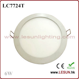 6W Round LED Embedded Ceiling Light (LC7724T) pictures & photos