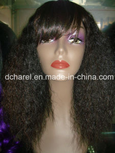 Long Style Synthetic Wig pictures & photos