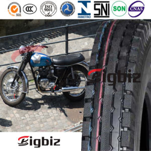 Chile New Pattern 2.25-18 Natural Motorcycle Tyres pictures & photos