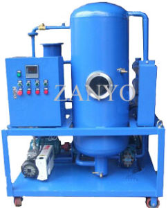 High Tech Vacuum Oil Purifier for Turbine Oil pictures & photos