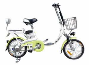 City Electric Bikes (TDR1008Z) pictures & photos