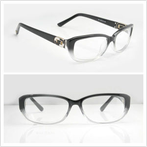 Brand Name Eyeglasses, Eyeglasses, New Arrival Eyeglasses, BV4056b Original Eyeglasses 501 Black Mix Transparent (BV 4056B) pictures & photos