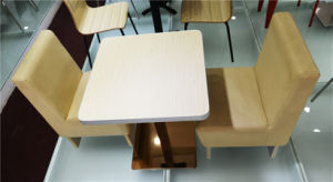 Modern Cafe Restaurant Table Dining Table (FOH-CXSC70) pictures & photos