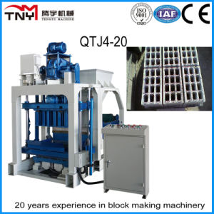 2015 Type Price List Manual Concrete Hollow Block and Brick Making Machine pictures & photos