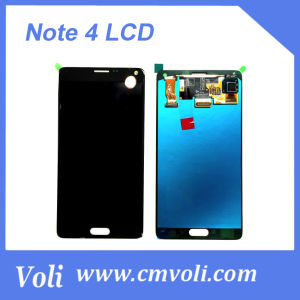 for Samsung Galaxy Note 4 LCD pictures & photos