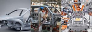 Automatic Car Assembly Line for Vehicle Industry pictures & photos