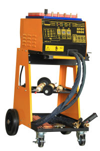 Steel Body Single Side Spot Welder pictures & photos