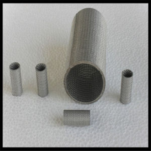 Sintered Wire Mesh Candle Filter Element pictures & photos