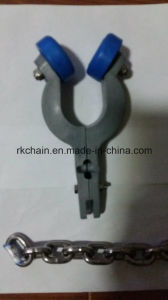 Chain with Trolley for Bird on Poultry Slaughter House pictures & photos