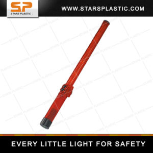 Rechargeable Red LED Traffic Baton pictures & photos