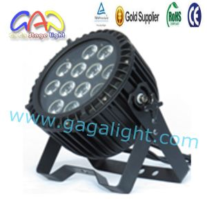 New Slim 12X18W RGBWA 5/6 in 1 LED PAR for Sale pictures & photos