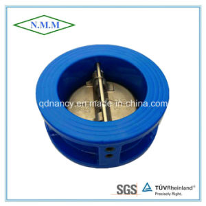 Wafer Type Double Disc Check Valve pictures & photos