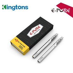 Kingtons Newly Arrival E-Pure Electronic Cigarette for Both Normal E Juice and Extracts pictures & photos