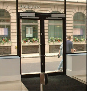 China Demax Automatic Swing Door (DS-S180) pictures & photos