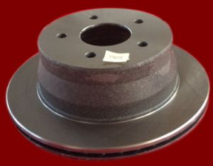 Excellent Performance Car Parts and High Quality Brake Disc (55038/51712-4H500)