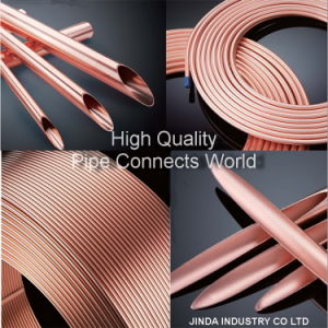 High Quality Copper Tube with Insulation pictures & photos