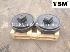 HD250, HD400, HD700 Front Idler Assy for Excavator Parts Sumitomo pictures & photos