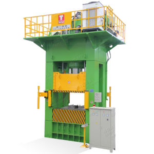Metalworking Press Water Tank Hydraulic Press 800 Tons pictures & photos