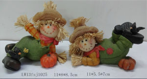 Polyresin Harvest Festival Gift and Home Decoration (JN20) pictures & photos