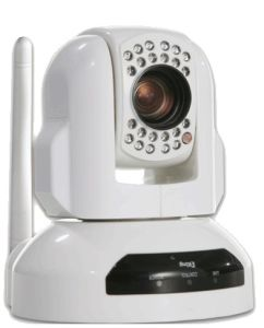 Samsung Lens 10 Optics H. 264 IP Camera