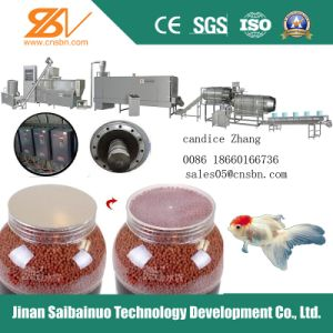 Automatic Fish Feed Making Machine (SLG65/SLG70/SLG85) pictures & photos