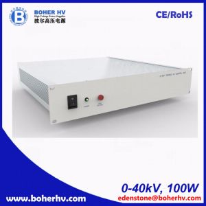 High Power Supply Unit 40kV 100W for Air Purification LAS-230VAC-P100-40K-2U pictures & photos