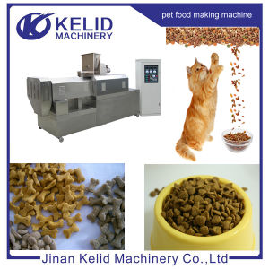 Fully Automatic Industrial Cat Food Machine pictures & photos