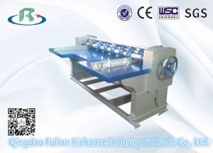 Low Price Rotary Corrugated Cutting Creasing Paper Machine pictures & photos