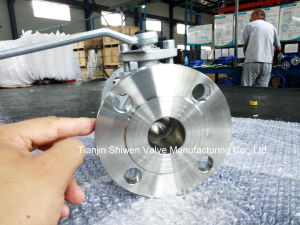 Q41f-16p 2PC Flanged Ball Valves ISO-Direct Mounting Pad pictures & photos