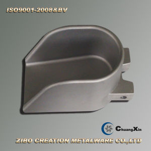 Metal Casting Technology Aluminum Slide for Excavator pictures & photos