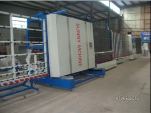 Insulating Glass Machine/Full-Automatic Triple Insulating Glass Flat Press Machine pictures & photos