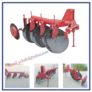 Farm Implement Tube Disc Plow for Sjh Tractor pictures & photos